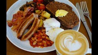呆滴厨房英式大早餐圆满的西式早餐