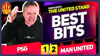 Man United 2-1 PSG Mark Goldbridge BEST BITS
