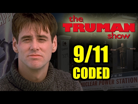 The Truman Show - 9/11 coded with Sirius / 923 / Nuclear & Jesus Symbolism (Predictive Programming)
