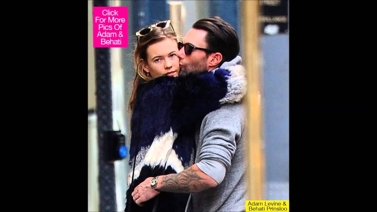 Adam Levine and wife Behati Prinsloo disagree about how