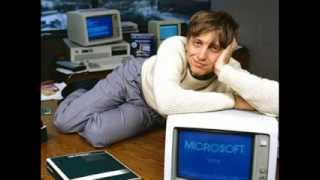 видео Краткая биография Билла Гейтса