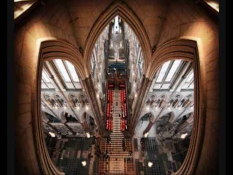 Martin Baker Improvises in Westminster Abbey