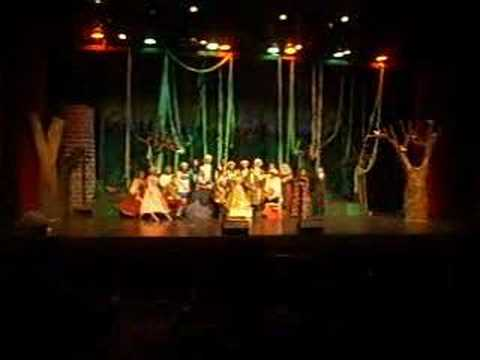 Ever After (Curie's Production of Into the Woods)