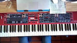 Chunky - Bruno Mars (keyboard cover)