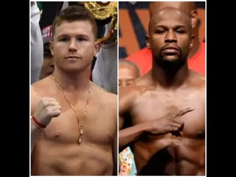 WOW CANELO ALVAREZ CLAIMS THAT HE COULD BEAT FLOYD MAYWEATHER IN A REMATCH