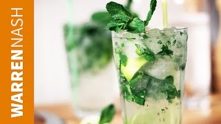 Mojito Recipe - An easy Cocktail - Recipes from FitBrits.com