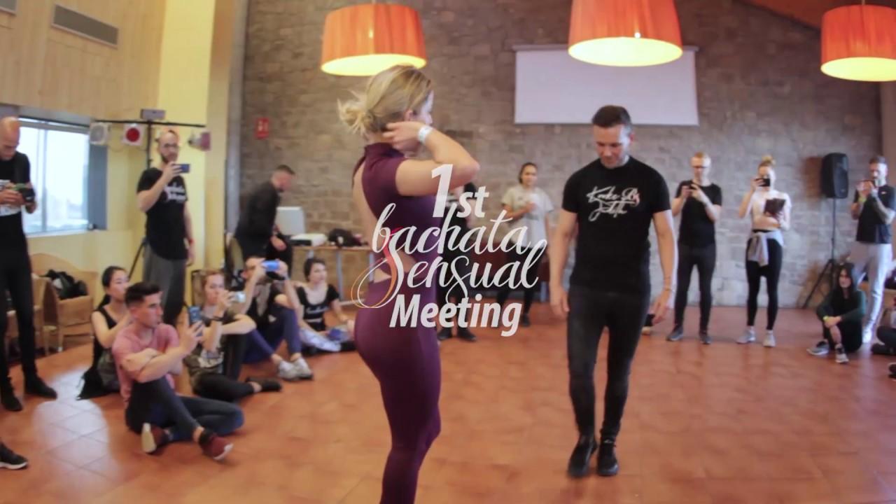 Korke & Judith @ Bachata Sensual Meeting (DJ Khalid - Lips On You (Versión Bachata)