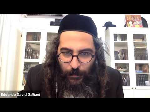 Rav A. Arbib - Shavuòt e il libro di Ruth   JIM TV