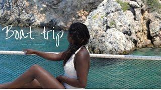 Vacation vlog: Boat trip/ Turkey/Kusadasi
