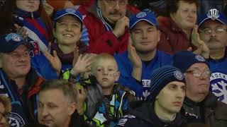 Barys 0 Sibir 4, 20 November 2017 Highlights
