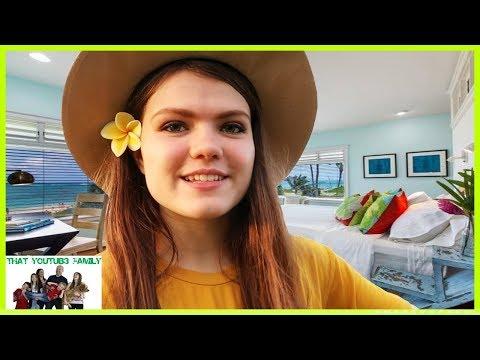 Millionaire Beach House Tour / That YouTub3 Family