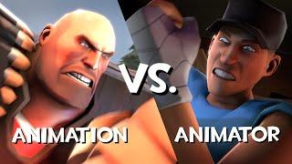 Animation vs. Animator (Saxxy 2014 - Winner of Best Overall)