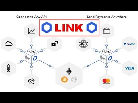 CHAINLINK (LINK) TO A $1 in 2019? - Decentralized Oracle