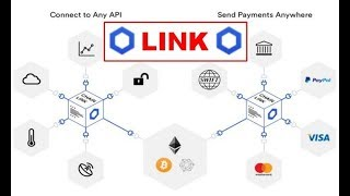 CHAINLINK (LINK) TO A $1 in 2019? - Decentralized Oracle Network, Mainnet, Swift, Visa?