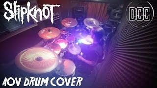 slipknot aov drum cover   mathieu andre
