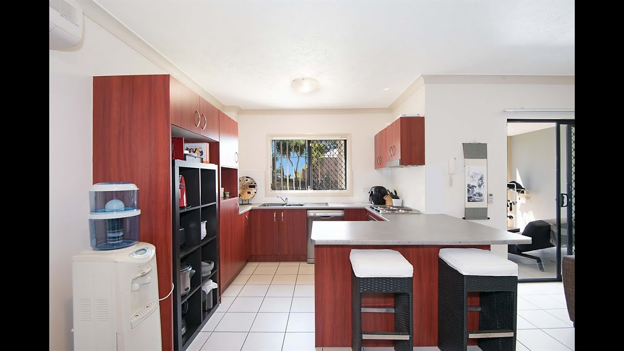 Upper mount gravatt ground floor unit low body