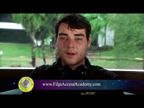 Film Access 30 student Interview 02