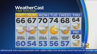 New York Weather: 4/20 Saturday Forecast