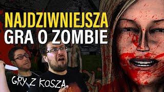 Blondynka vs Zombie - Gry z Kosza w szponach seksploatacji