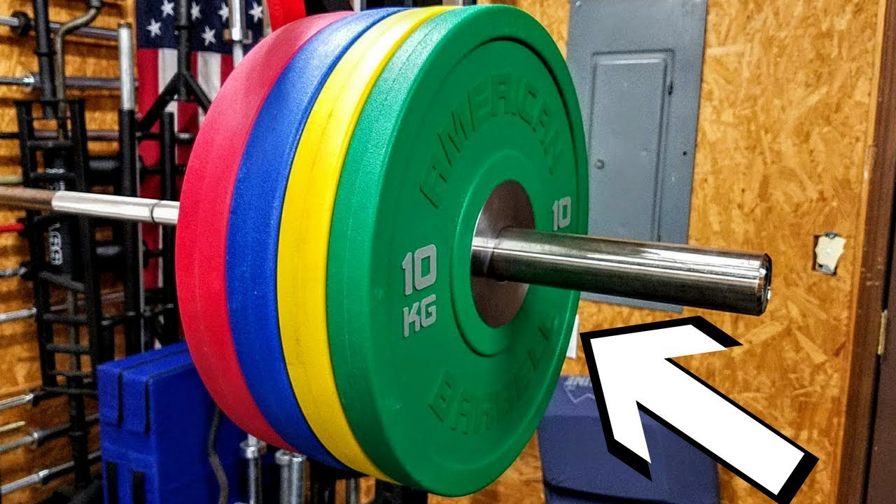 The best bumper plates ive ever used youtube