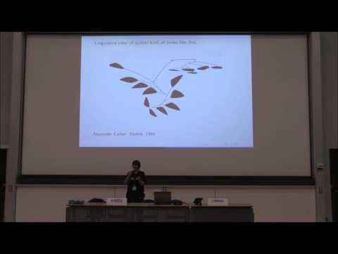From Geometry and Physics to Computational Linguistics Matilde Marcolli Youtube