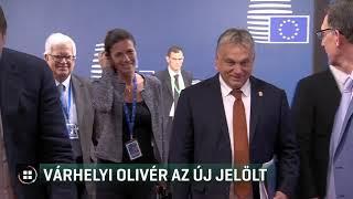 Várhelyi Olivér az új jelölt 19-10-01