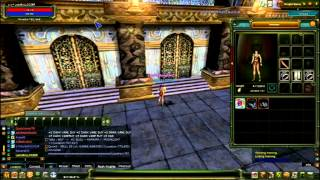 knight online Character Seal Scroll