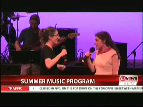 FiOS1 News --- Long Island High School for the Arts Summer Concert 2017