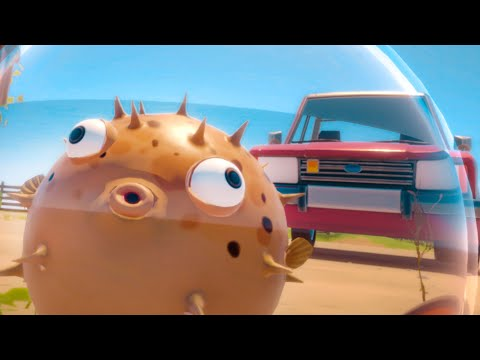 NEW PUFFERFISH - I Am Fish Part 6 | Pungence |