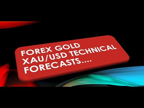 FOREX GOLD XAU/USD  Daily Technical Forecasts: 18th May 2021