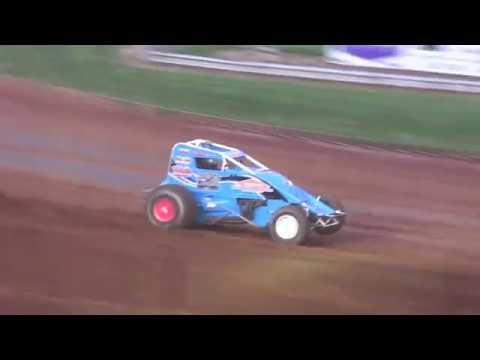Sprint Car A Main at Bloomington Speedway 5-11-18