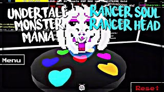 Roblox Undertale Monster Mania: Rancer Soul & Rancer Head Review