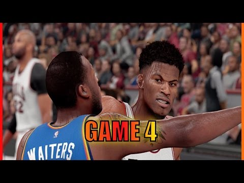 NBA 2K16 MY COURT TOURNAMENT | GAME #4