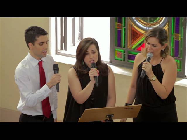 07 - O Que Ele Está Fazendo - Musical Experiência com Deus