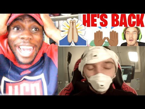 I went on a break for 30 days & THIS HAPPENED by PewDiePie REACTION!!!