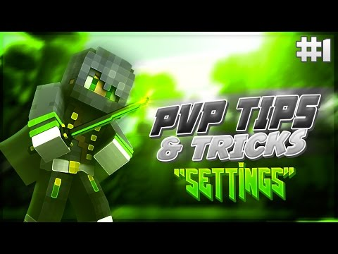 Minecraft: PvP Tips And Tricks #1 - PvP Settings