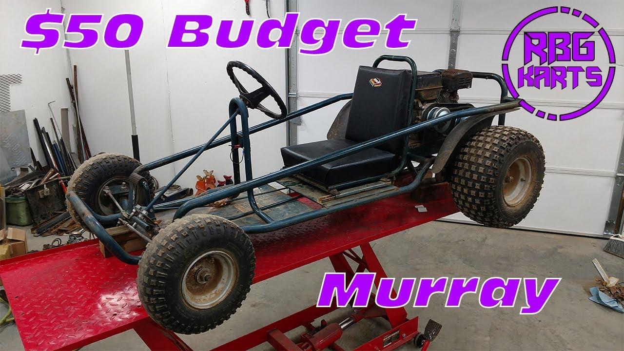 $50 Murray Junk Yard Go Kart