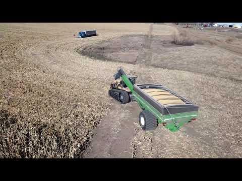 South Dakota 2018 Corn Harvest