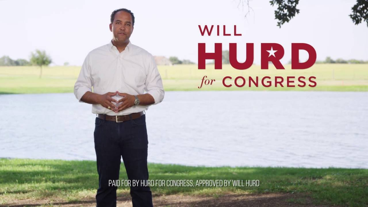 Image result for PHOTOS OF Will Hurd