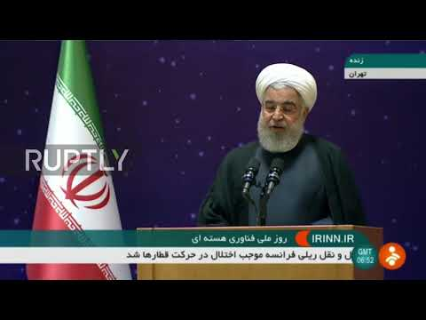 Iran: Washington to face 'consequences' - Rouhani on US' potential withdrawal from nuclear deal