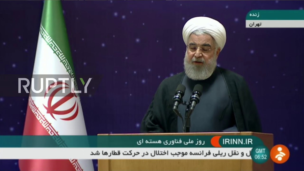 Iran: Washington to face 'consequences' - Rouhani on US ...