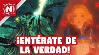 Resolviendo el MISTERIO de Zelda Breath of the Wild 2