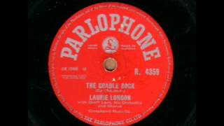 LAURIE LONDON  THE CRADLE ROCK  78RPM
