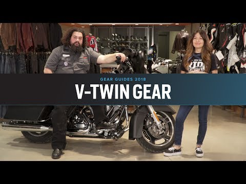Best V-Twin Motorcycle Gear 2018 at RevZilla.com