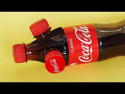 26 FANTASTIC HACKS WITH COCA COLA