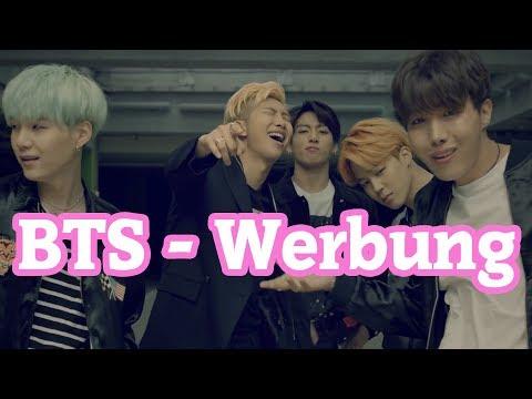 (german/deutsch) BTS und Jessi SK-Telecom koreanische Werbung | Kpop Südkorea Telekom koreanisch