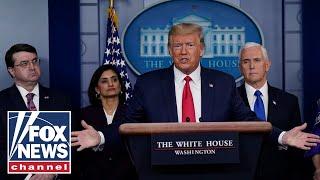 'The Five' slams media for trying to shutdown Trump's coronavirus briefings