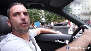 JE DRAGUE DANS BORDEAUX AVEC MON AUDI ! - BARBUS
