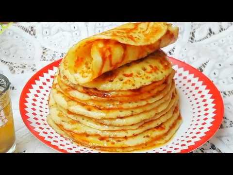 crêpes-,-recette-rapide-et-facile-💯-réussie---cuisine-marocaine