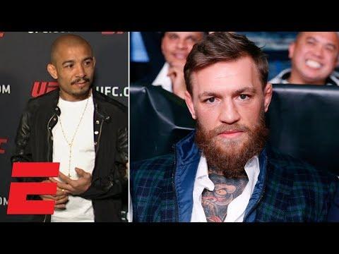 Jose Aldo wants Conor McGregor rematch, but Max Holloway vs. Brian Ortega winner first | UFC 230